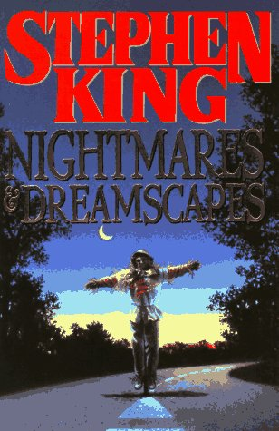 book cover of Nightmares and Dreamscapes