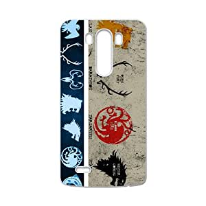 YYYT Game Of Thrones Cell Phone Case for LG G3