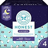 Pañales importados marca Earth's Best y Honest Diapers