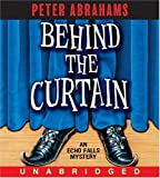 Behind the Curtain, Peter Abrahams, 0060897341