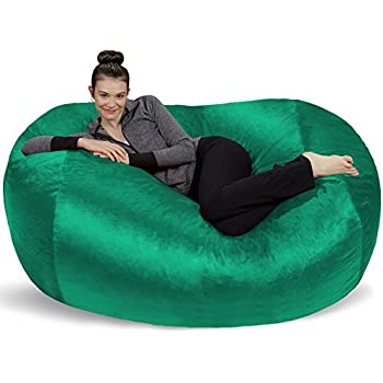 Amazon Com Sofa Sack Plush Ultra Soft Bean Bag Chair