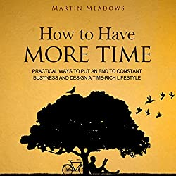 How to Have More Time