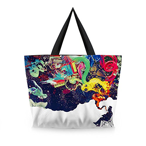 Lady Bags Ms Tote Shoulder Shoulder D Jpfcak Zipper Bags Bag Bag Shopping IvxXXU
