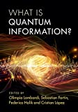 img - for What is Quantum Information? book / textbook / text book