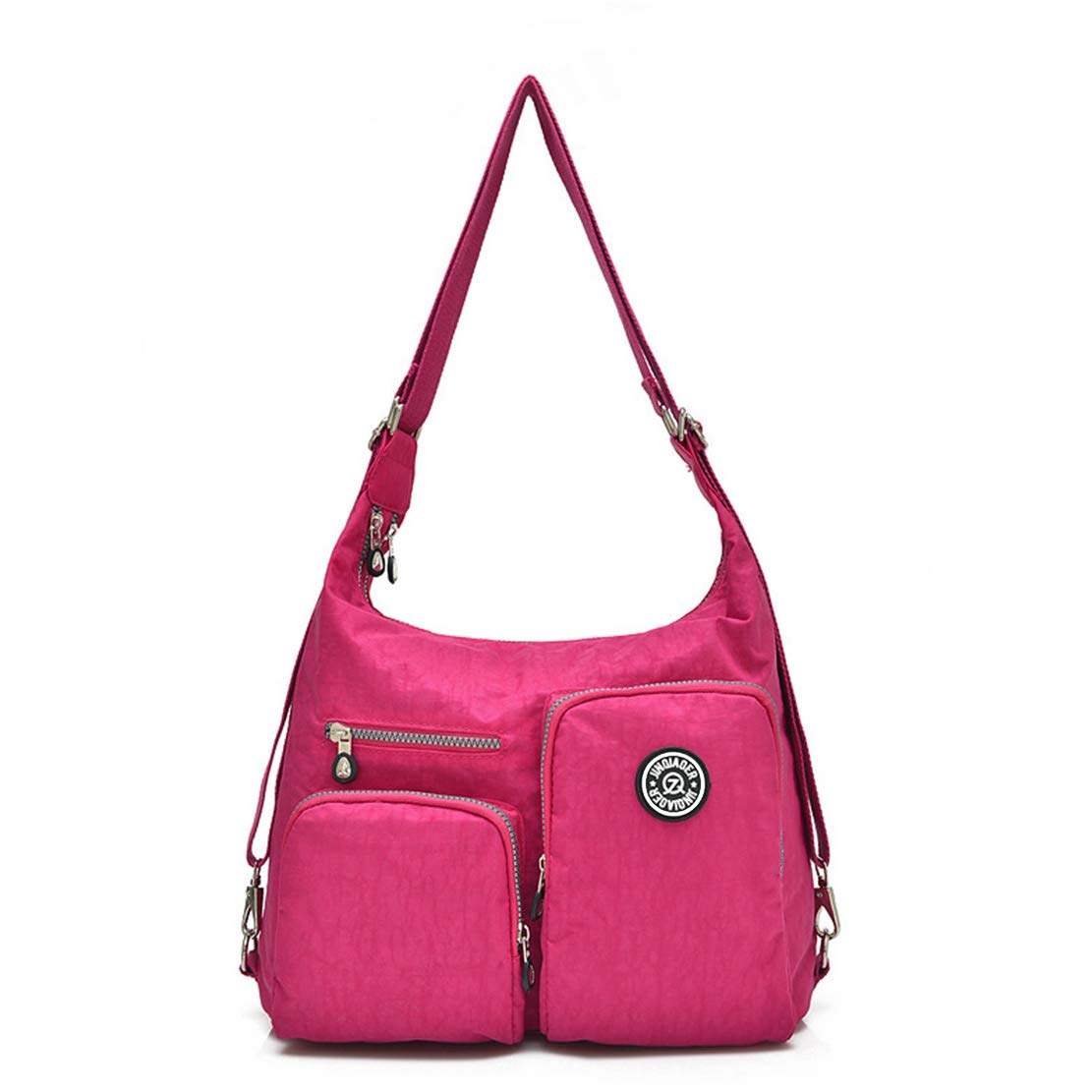 EchoFun Women /& Girls For Waterproof Nylon Casual lightweight Shoulder Bag