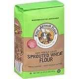 King Arthur Flour Sprouted Wheat Flour, 2 Pound