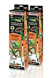 Zip Trim 2 Pack Cordless Trimmer & Edger - As Seen on TV - Works with standard Zip Ties!