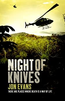 The Night of Knives by [Evans, Jon]