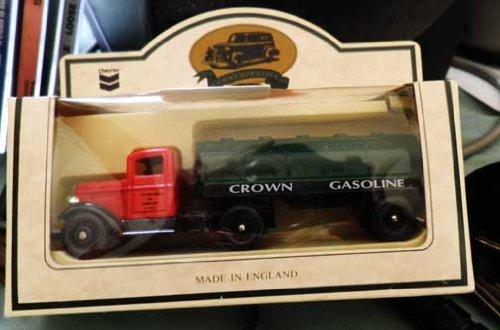 Standard Oil Crown Gasoline Semi Truck and Trailor
