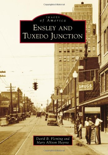 Ensley and Tuxedo Junction (Images of America)