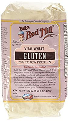Bobs Red Mill Flour Gluten