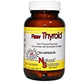 Nature's Source Raw Thyroid (1x60 Cap)