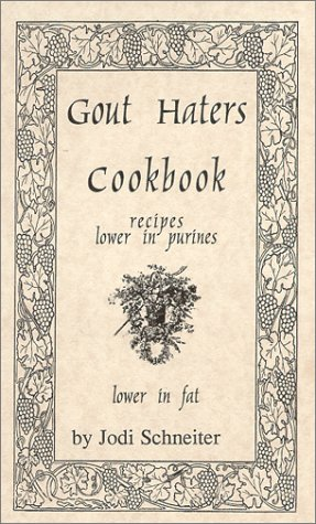 Haters Cookbook Recipes Lower Purines product image