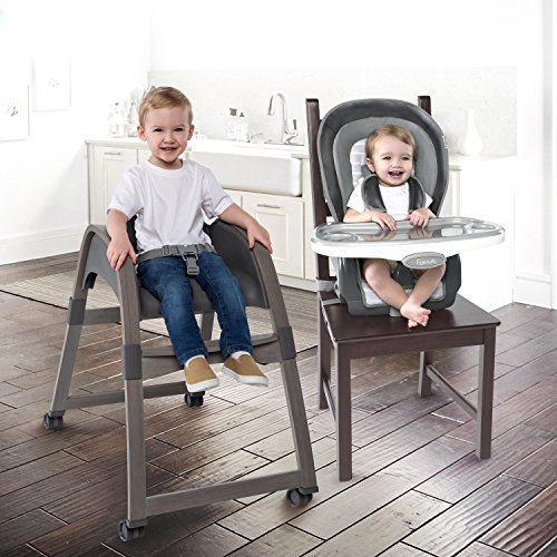 Ingenuity Boutique Collection 3 In 1 Wood High Chair