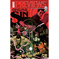 June 2014 Marvel Previews (English Edition)