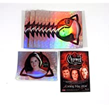 Lot of (10) 2004 Inkworks Charmed Connections Promo Card (CC-UK) Nm/Mt