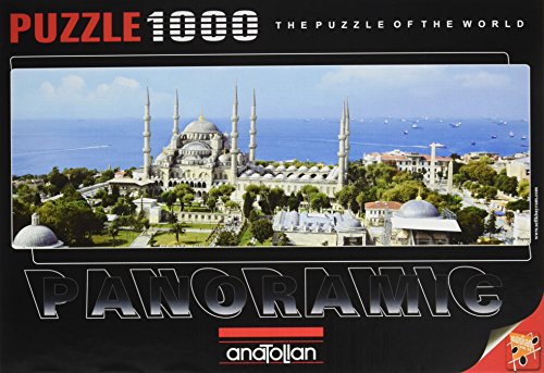 Anatolian 1000 Piece Puzzle -  Blue Mosque -