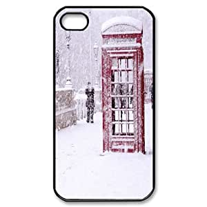 Diy Phone Box Cover Case, DIY Hard Back Phone Case for iPhone 4/4G/4S Phone Box