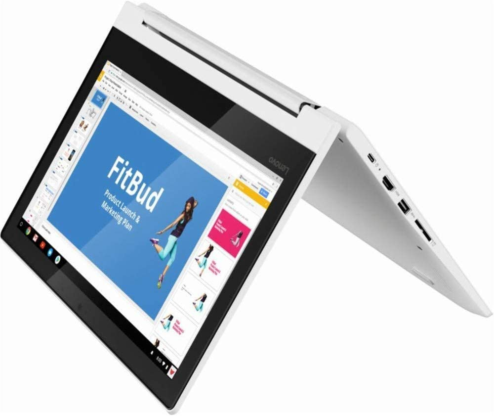 "Lenovo 2-in-1 11.6"" HD IPS Touch Screen LED-Backlight Chromebook 