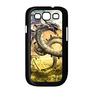 Ancient Dragon Samsung Galaxy S3 9 Cell Phone Case Black gift pp001_9450699