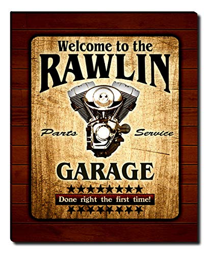ZuWEE Rawlin Family Garage Gallery Wrapped Canvas Print