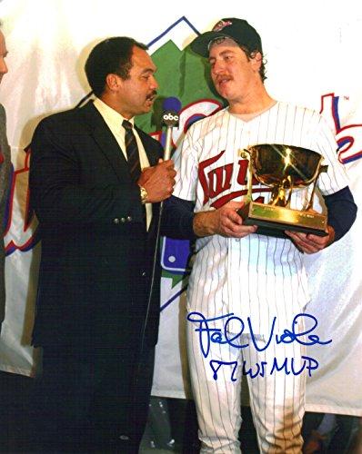 Minnesota Twins Frank Viola - 8