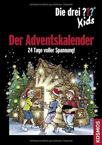 Price comparison product image Die drei Kids / Der Adventskalender