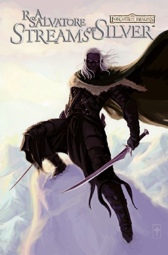Forgotten Realms - The Legend Of Drizzt Volume 5: Streams Of Silver (Forgotten Realms Legend of Drizzt Graphic Novels) (v. 5) (Streams Of Silver)
