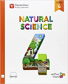 Natural science 4¦primaria. Madrid. Natural inglÚs Paperback – November 27, 2015