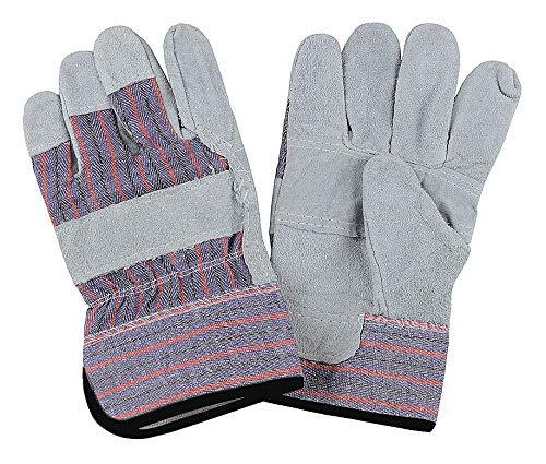 Condor Leather Gloves - CONDOR 3ZL53 Glove, Leather, L, Pr
