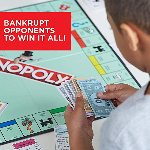 Classic Monopoly & Classic Clue Bundle [Exclusively Bundled by Brishan]