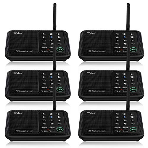 Wuloo Intercoms Wireless For