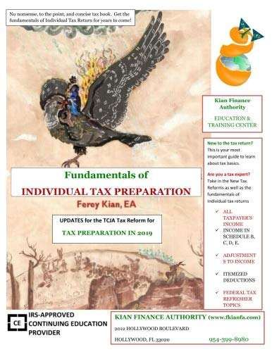 Fundamentals of Individual Tax Preparation: A Concise Study Guide for Individual Tax Preparation