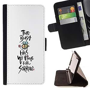 Jordan Colourful Shop - FOR HTC Desire 820 - time for sorrow - Leather Case Absorciš®n cubierta de la caja de alto impacto