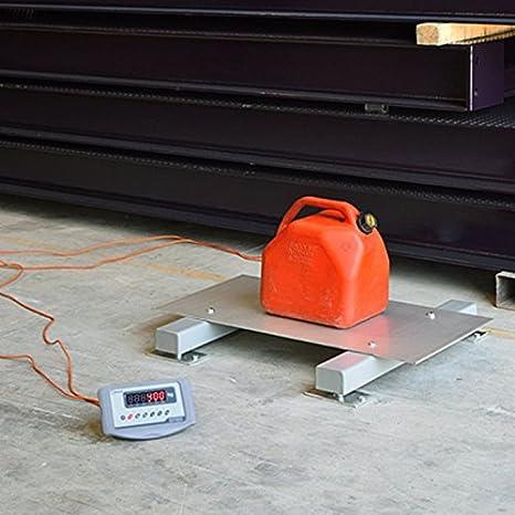 Báscula Barras Pesadoras en Acero Pintado Baxtran IFI 1251Z (3000Kgx1Kg) (125x10cm): Amazon.es: Bricolaje y herramientas
