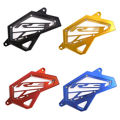 Billet Aluminum Front Chain Sprocket Cover For 2015-2016 Yamaha YZF-R3 YZF R3 (Gold)