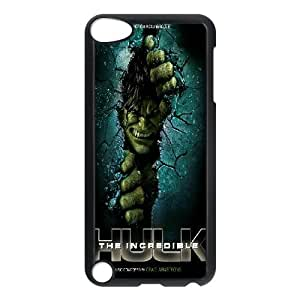 iPod Touch 5 Case Black Hulk bqgq