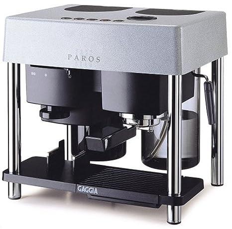 Amazon.com: Gaggia 26001 – Paros máquina de café con ...