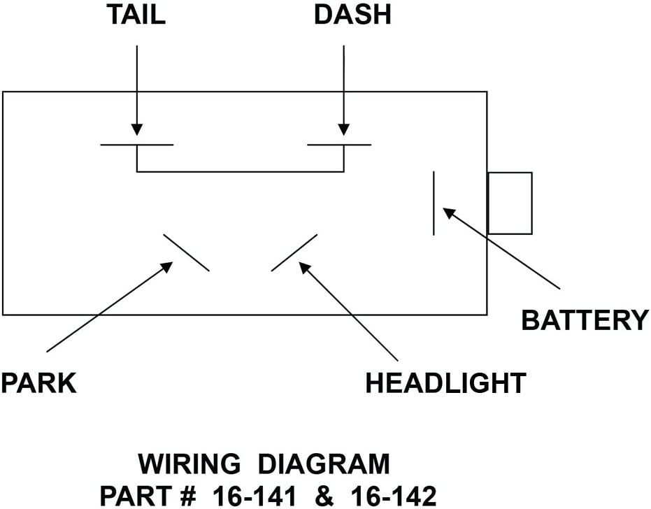 Universal Headlight Switch Wiring Diagram  U2013 Database