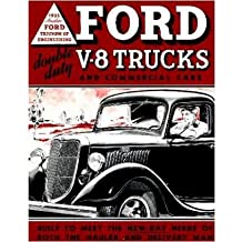 1935 FORD V8 TRUCK Sales Brochure Literature Book Piece
