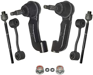 Prime Choice Auto Parts SUSPPK01345 6 Piece Suspension Package