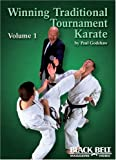 Winning Traditional Tournament Karate Vol 1 - By Paul Goodshaw