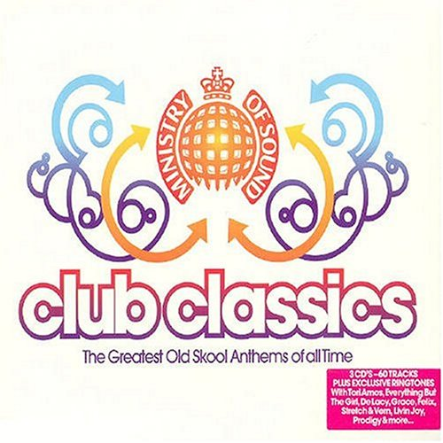 Ministry of Sound: Club Classics - Greatest Old
