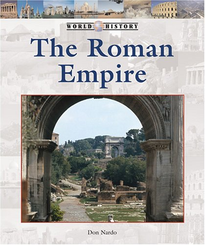 Roman Empire (World History) by Lucent (Image #1)