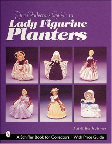 The Collector's Guide to Lady Figurine Planters