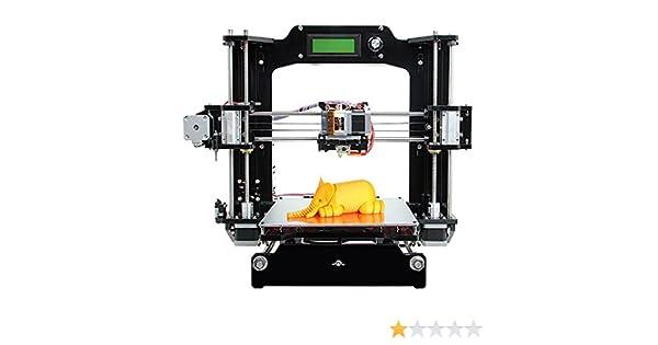 WER Unassembled-3D Printer DIY 3D Printer Full Kit for Prusa ...