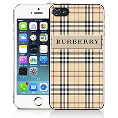 buy online 77a44 5d964 Case iPhone 5/5S Burberry: Amazon.co.uk: Electronics