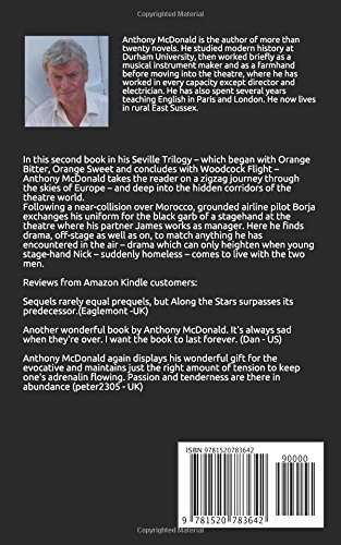 Along The Stars (Seville Trilogy Book 2)