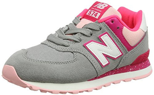 pink grey Sneaker Zing Hb Balance Unisex 574v2 New Bambini Grigio – 8zqE0nvwx