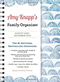 img - for 2019 Amy Knapp Family Organizer: August 2018-December 2019 book / textbook / text book